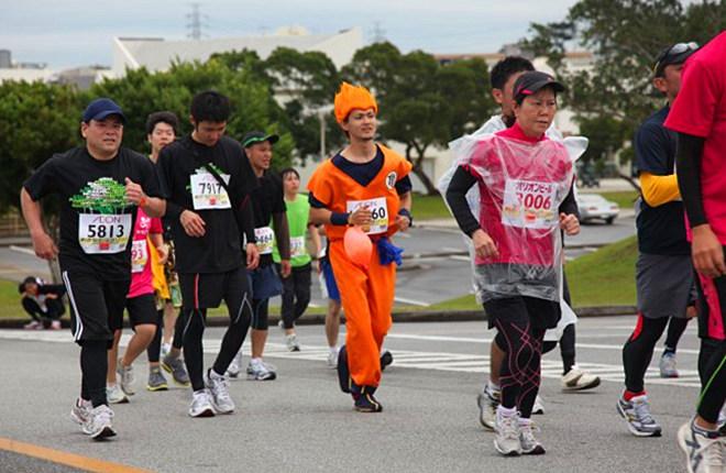 2017冲绳马拉松