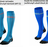 FALKE ENERGIZING 跑步压缩袜 | 保护小腿大作战