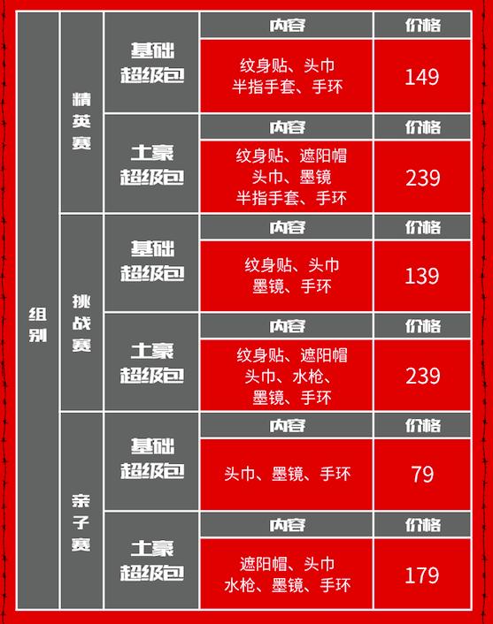 2017年6月10日起跑 2017北京泥泞跑 MudRun