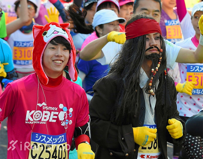 神户马拉松
