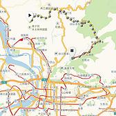 老猫台北市最高峰七星山阳明山东西大纵走路线分享