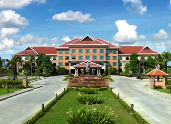 2016吴哥窟国际半程马拉松酒店