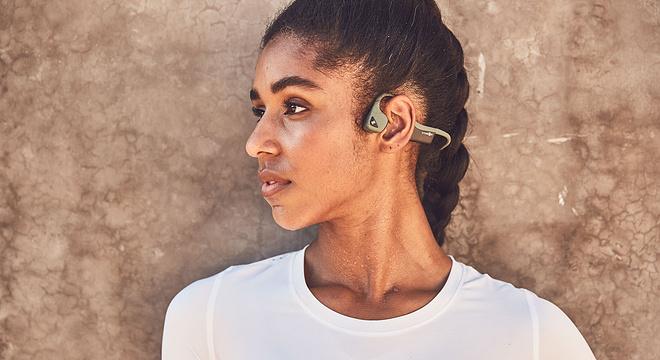 现场 | 运动耳机新选择 韶音Trekz Air解锁骨传导新姿势