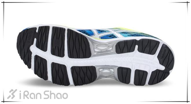 ASICS亚瑟士GEL-Cumulus17跑鞋鞋底