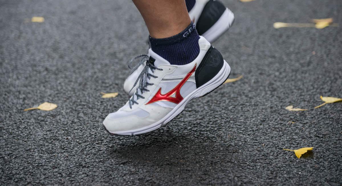 跑鞋 | Mizuno Wave Emperor Japan 3 想要驾驭先练能力
