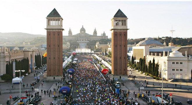 巴塞罗那马拉松