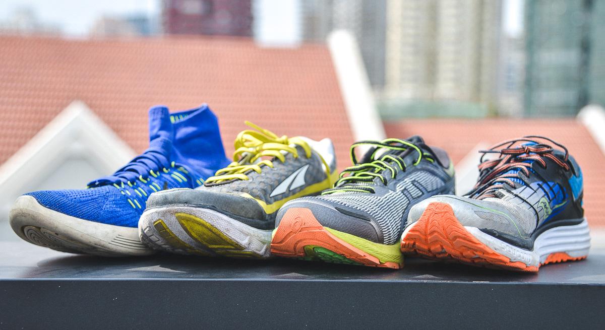 TopX | 硬碰硬较量 四款主流缓冲跑鞋横评对比
