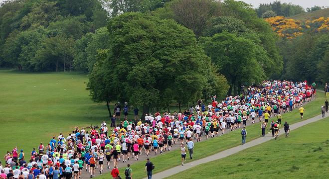 爱丁堡马拉松