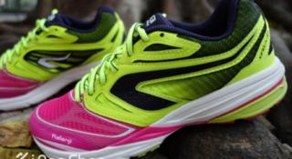 春天的礼物—Kalenji KIPRUN SD女式跑鞋开箱