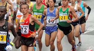 2016福冈马 | 川内优辉再次证明 他是今年日本第一