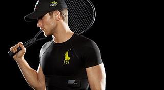 当运动智能遭遇时尚大牌—RALPH LAUREN 拉夫·劳伦跨界智能T恤亮相美网
