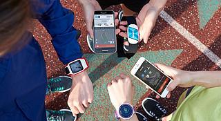 与 UA 大战三百回合 Nike+ Running 将支持硬件设备接入