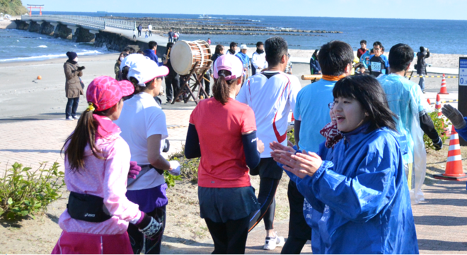 青岛太平洋海洋马拉松