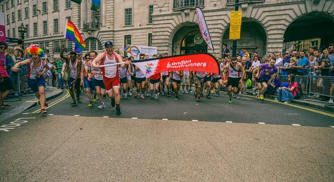 London Frontrunners Pride 10K