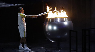 人物 | 德利马:他比贝利更适合为里约奥运点火