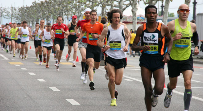 备战马拉松赛 用不用模拟跑42K