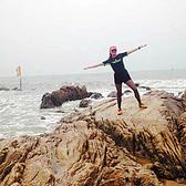 跑在2015 |  旅行吧,趁活着—秦皇岛马拉松记