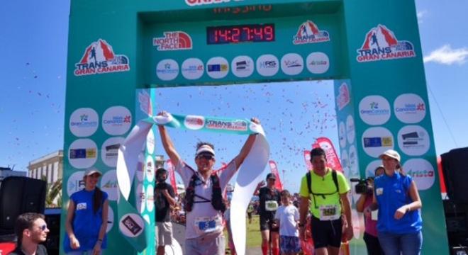 西班牙穿越大加那利岛超级越野跑赛