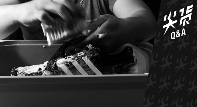 尖货Q&A Vol.03 | 一百年都没洗过跑鞋的我 该怎么去洗一双鞋?