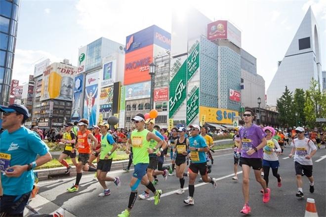 2017大阪马拉松