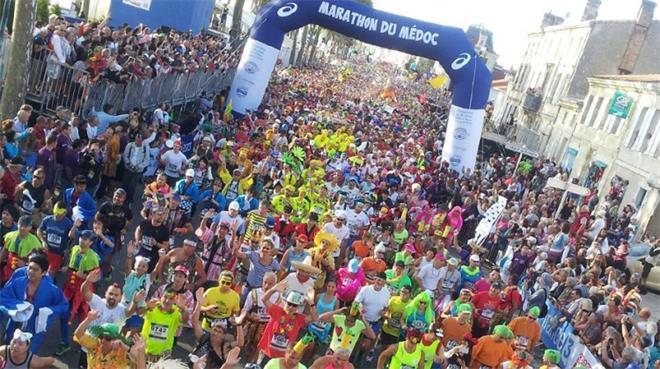 2017波尔多红酒马拉松