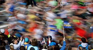 马拉松城纪 | 波士顿马拉松百年赛道上的传奇故事