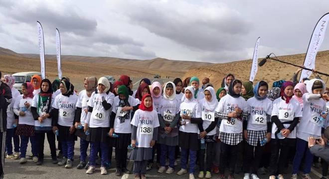 阿富汗马拉松