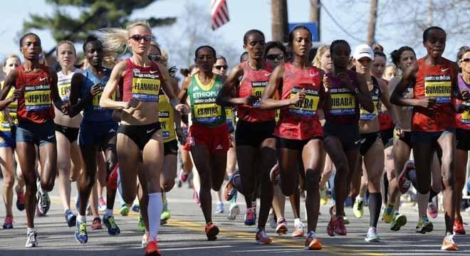 快者先得—2015波士顿马拉松报名9月开启