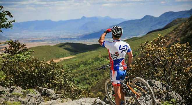 昆明市业余自行车联赛(西山站)暨第三届西山区团结高原山地自行车邀请赛