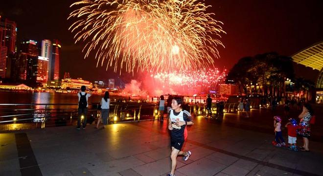 新加坡尚道马拉松(原日落马拉松)