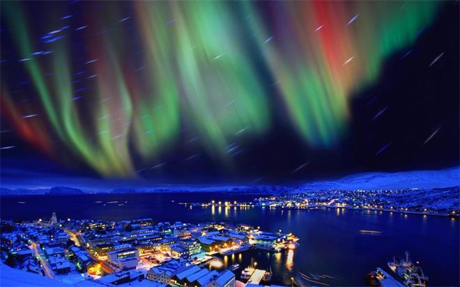 2017挪威午夜阳光马拉松