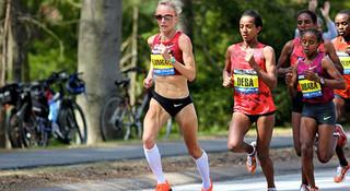 波士顿梦想 | 伟大的孤独领跑者:Shalane Flanagan