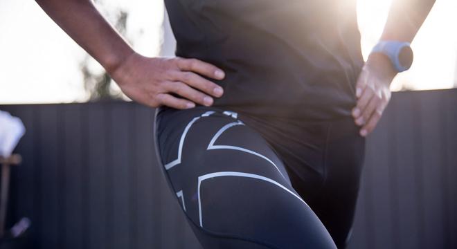 评测   双倍你的表现 2XU压缩功能裤