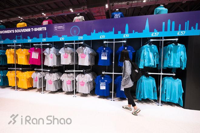 2016伦敦马拉松EXPO现场