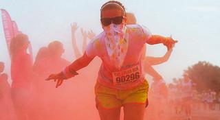 彩色来袭—The Color Run赛场生存指南