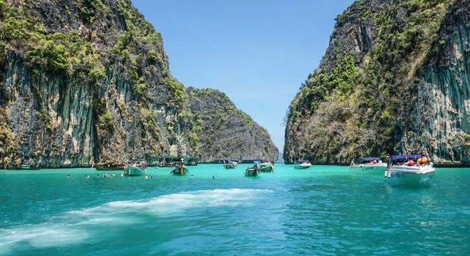 泰国象岛榴莲半程马拉松