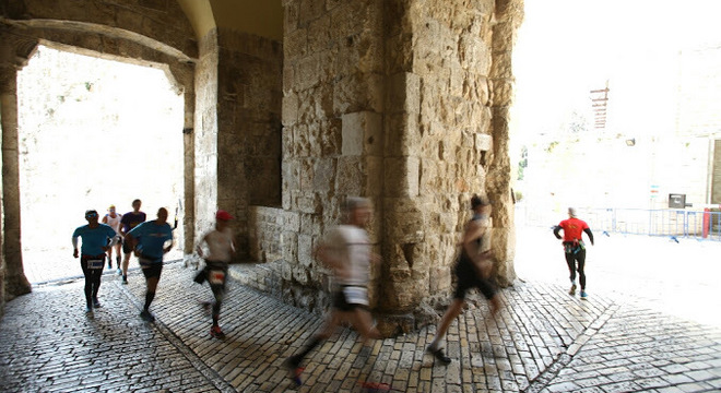 耶路撒冷马拉松