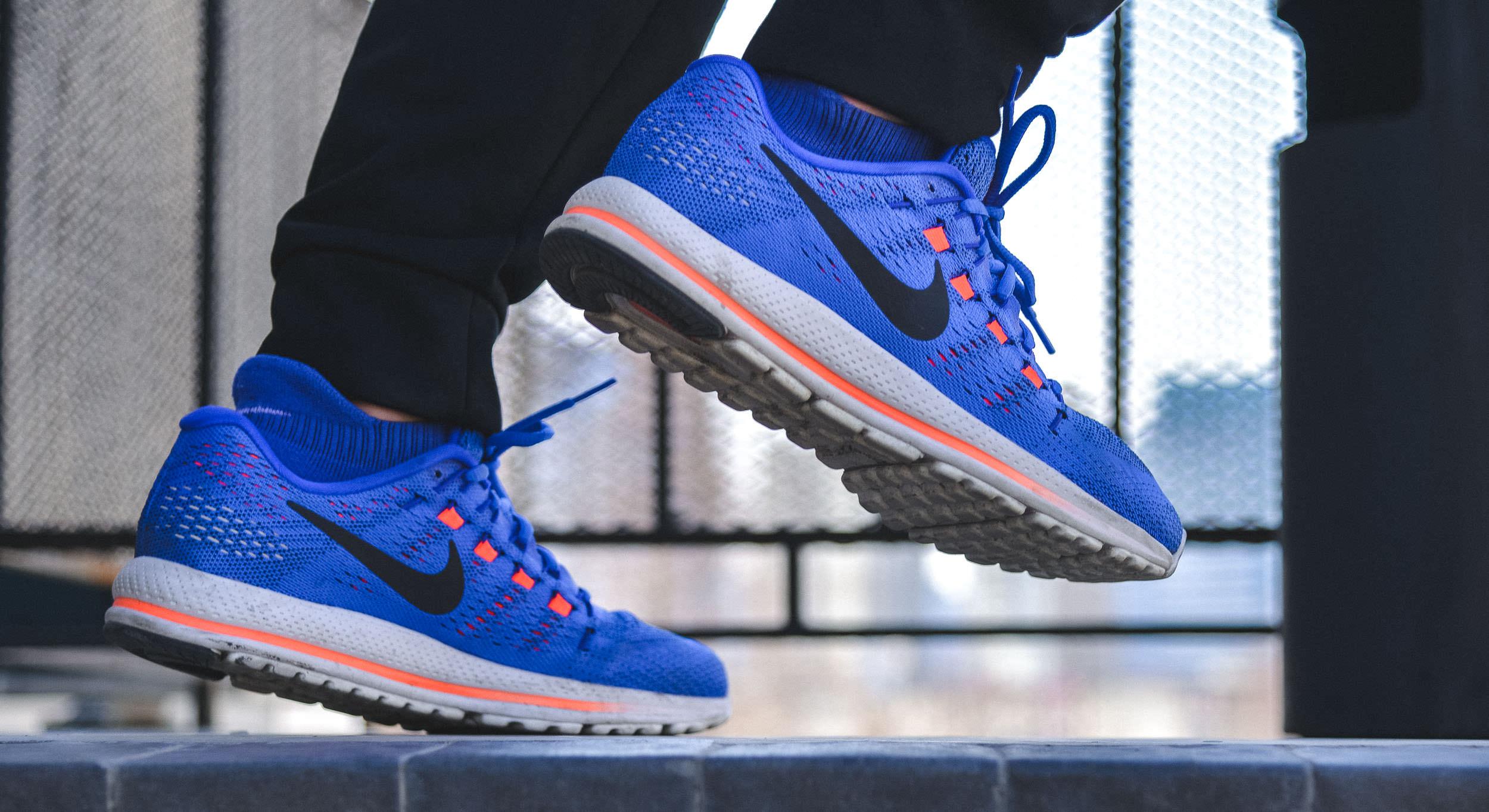 跑鞋 | 把体重全部交给它 Nike Air Zoom Vomero 12深度评测