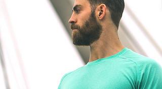 第二层肌肤-lululemon运动系列 Metal Vent Tech T恤试穿评测