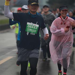 20160124 台北渣打馬拉松