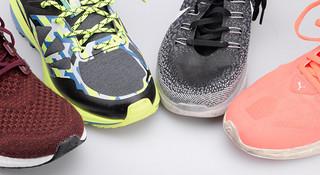 TopX | 谁的保暖更胜一筹,四款冬季跑鞋横评