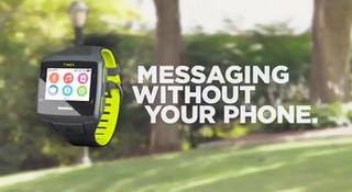 真的可以一表走天下么?—Timex推出自带3G网络的Ironman One GPS+智能运动手表