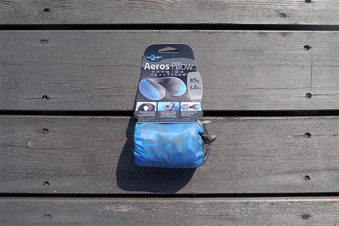 SeaToSummit 高级旅行者充气颈枕