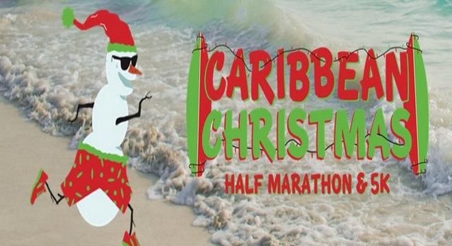 加勒比圣诞节马拉松