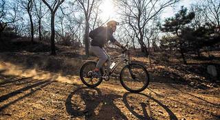 代步运动两不误—越野自行车入门之选