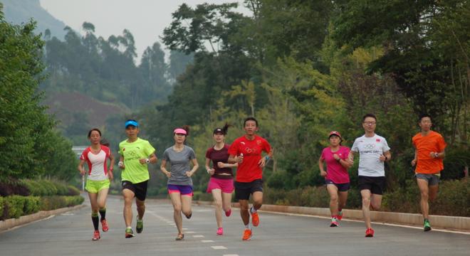 万辉新城杯·安宁太平半程马拉松赛