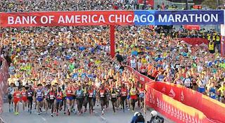 昔日辉煌何时重现—从历史走来的芝加哥马拉松