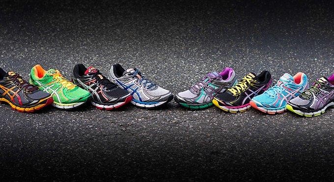 经验 | 教你揭穿ASICS 亚瑟士跑鞋迷阵——缓震&支撑篇