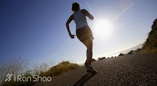 跑步不忘防晒防衰老