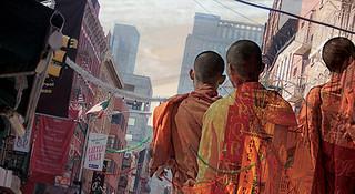 北美超马故事 | 纽约,僧侣和山
